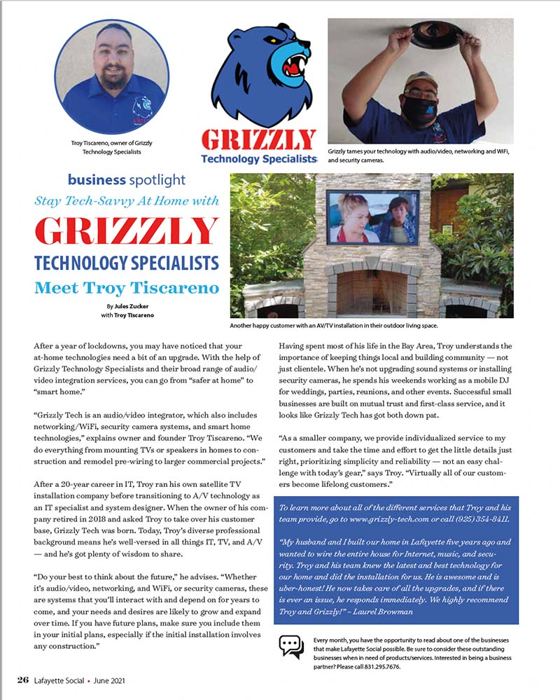 Grizzly Technology Specialists